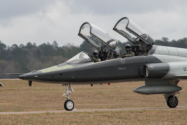 Enam Dekade T-38 Talon, Jet Latih Supersonik Pertama Pencetak 80.000 Pilot