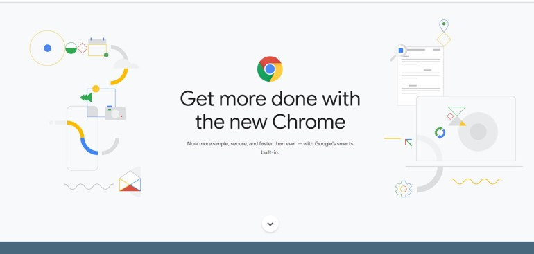 Google Chrome Change Interface and Some New Features | Angkor Dev