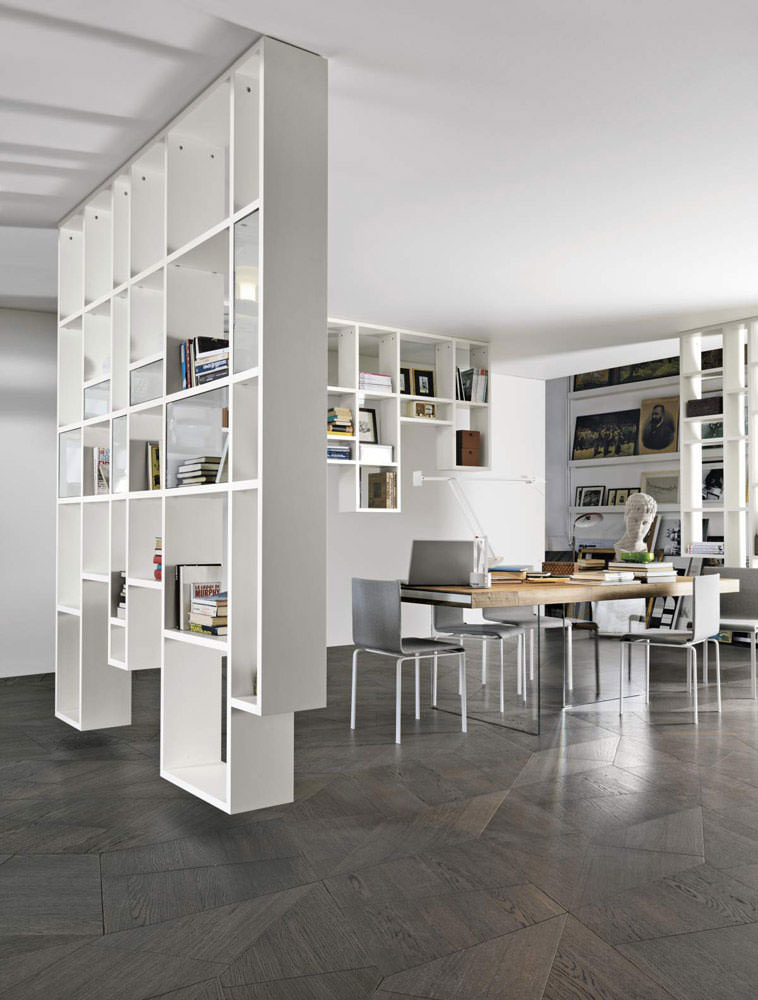 Bibliothque 36e8 Weightless Storage  Angle Droit Design Grenoble Lyon Annecy Genve  mobilier