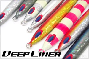 deep liner slow pitch jig