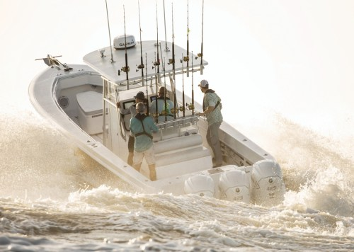 small resolution of yamaha s new xto offshore 425 hp outboards are designed to push big saltwater boats