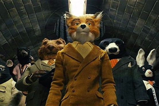 Fantastic Mr. Fox- 3
