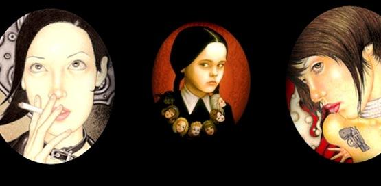 millenium visages jpg