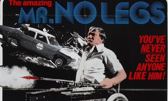 Mr No legs - 2