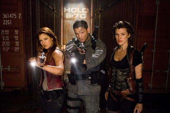 Resident Evil - Afterlife 3D - 2