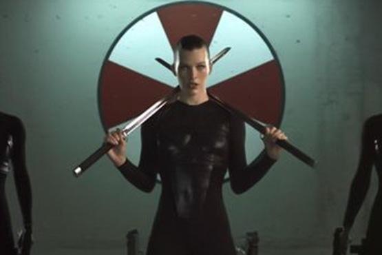 Resident Evil - Afterlife 3D - 4