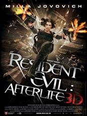 Resident Evil - Afterlife 3D