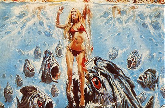 piranhas 1978