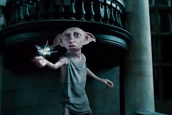 Harry Potter et les Reliques de la Mort partie 1 - 4