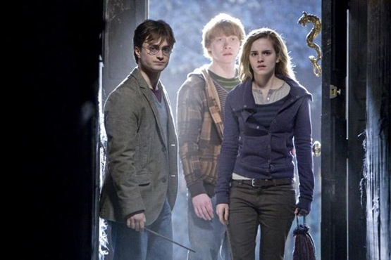 Harry Potter et les Reliques de la Mort partie 1 - 5