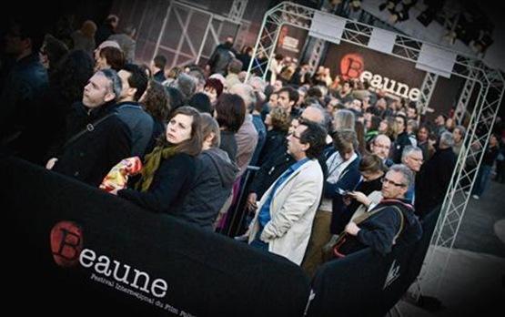 Beaune 2011 - foule