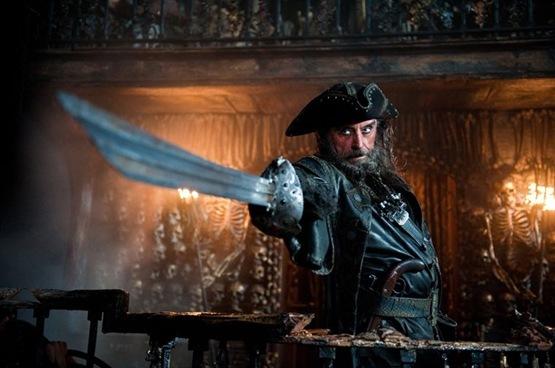 Pirates des Caraïbes, la fontaine de jouvence - 6
