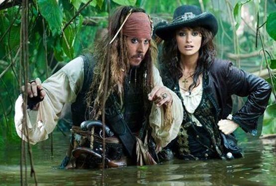 Pirates des Caraïbes, la fontaine de jouvence - 4