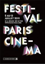 Paris Cinéma 2011