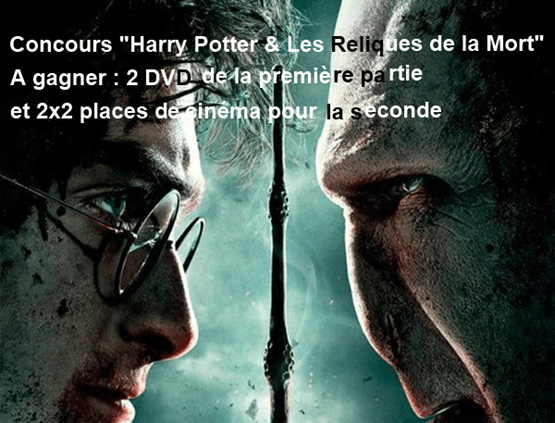 Concours HP7
