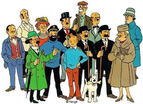 Tintin BD