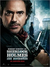Sherlock Holmes jeux d'ombres
