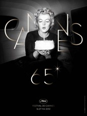 Cannes 2012 affiche