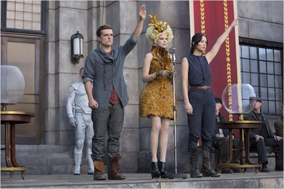 Hunger Games 2 - 5