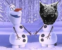 Scaramouche neige