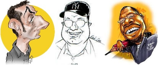 Caricaturistes interview