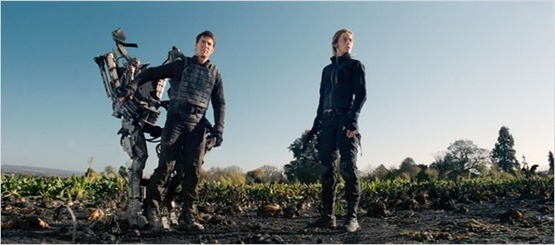 Edge of tomorrow - 5