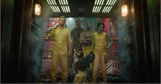 Gardiens de la galaxie - 9