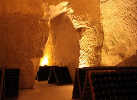 caves taittinger - 4