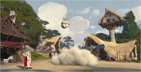 Asterix domaine des dieux - 7