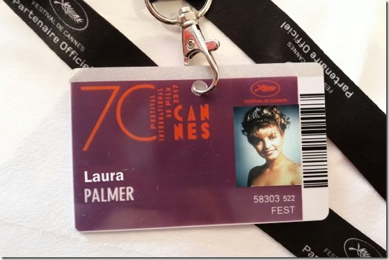badges cannes - 2