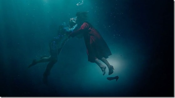 The shape of water - 3