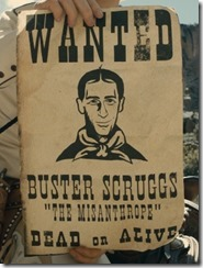 The ballad of buster scruggs - affpro