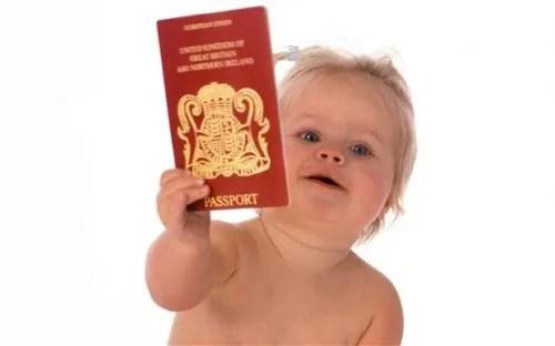 Brit állampolgárság