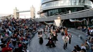 ingyen színház London