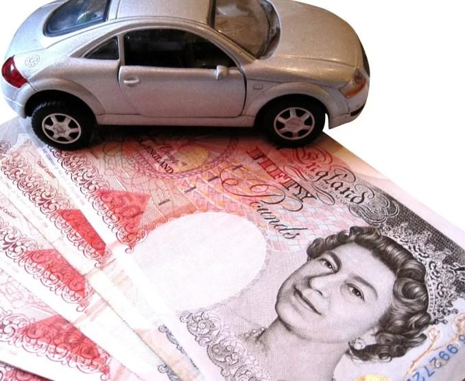 Autó fenntartása Angliában