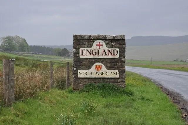 Northumberland, UK