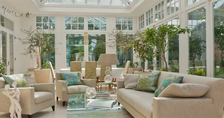 Best Interior Design Themes For Your Conservatory