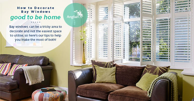 How to Decorate Bay Windows