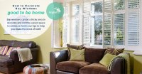 How to Decorate Bay Windows | Good to be Home