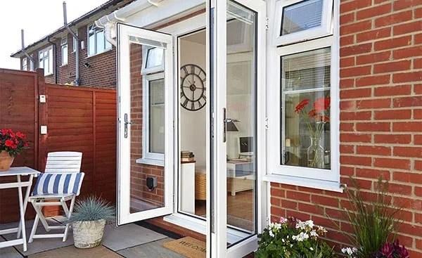 my door is draughty how to fix anglian home