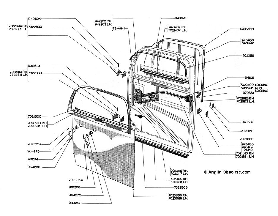 1969 Mustang Fuse Diagram