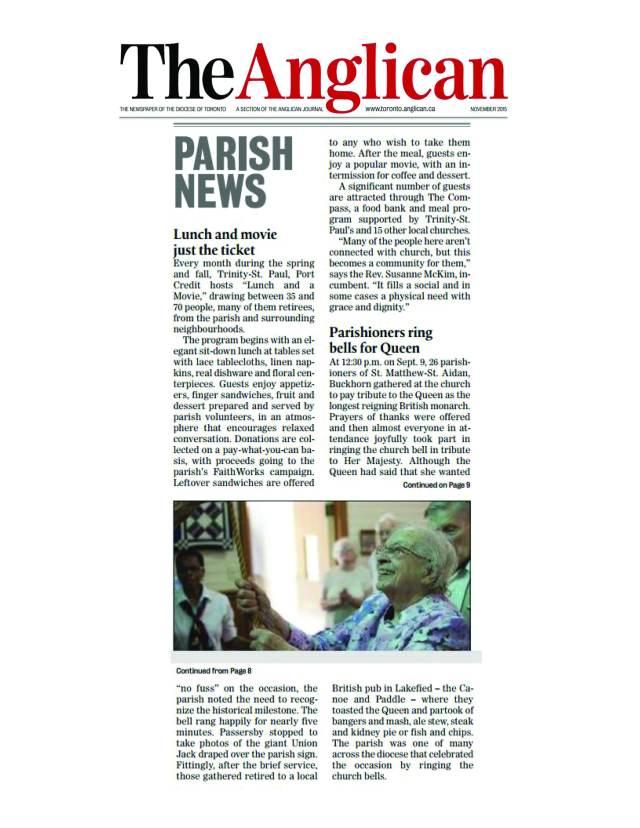 The Anglican- Nov 15