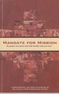 Mandate for Missions