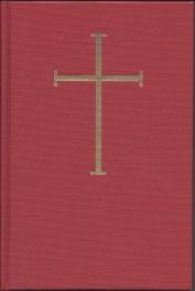 Book of common prayer wedding program