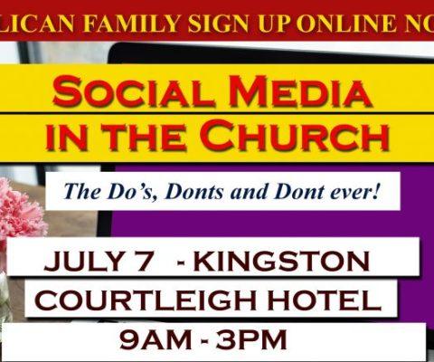 SOCIAL MEDIA IN THE CHURCH
