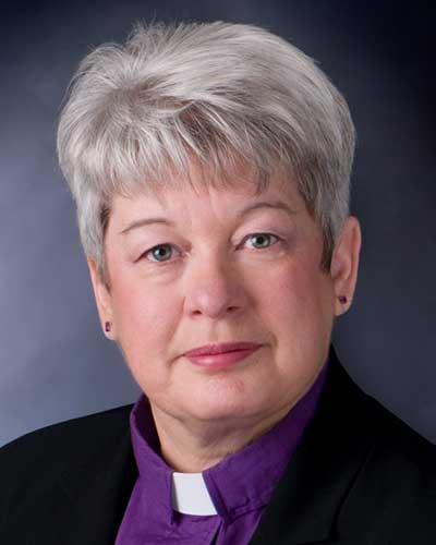 The Rt. Rev. Barbara Andrews