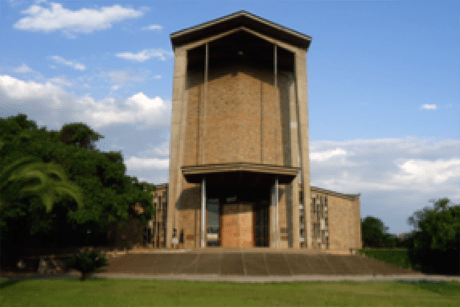 Lusaka _cathedral _external _460