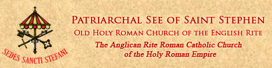 Old Holy Roman Church of the English Rite: Contact Information