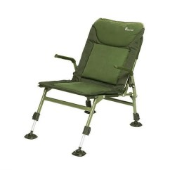 Fishing Chair With Arms Universal Covers For Cheap Prestige Lightweight