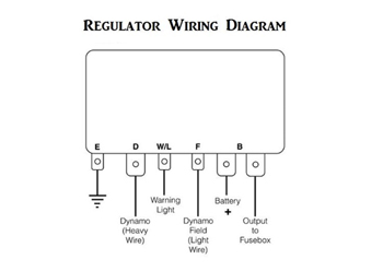 massey ferguson wiring diagram 5 3 harness testing a tractor dynamo and regulator not all voltage regulators sold as suitable replacements are directly equivalent one bought via the internet was quoted correct part for